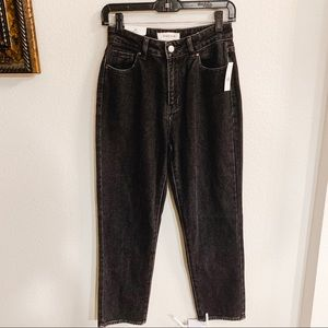 NWT Pacsun Mom Jeans Size 25